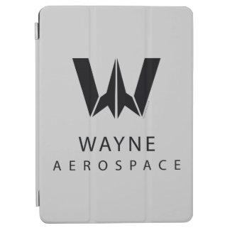 Justice League | Wayne Aerospace Logo iPad Air Cover
