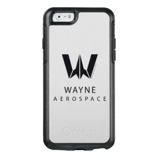 Justice League | Wayne Aerospace Logo OtterBox iPhone 6/6s Case