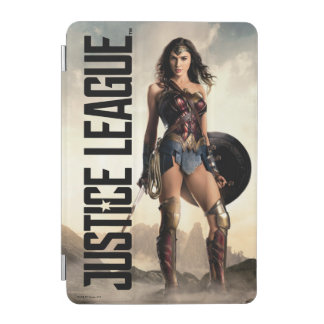 Justice League | Wonder Woman On Battlefield iPad Mini Cover