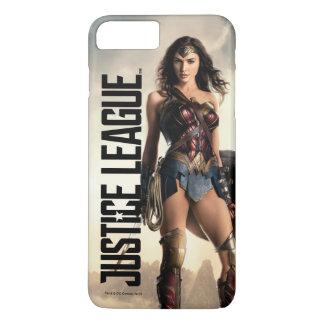 Justice League | Wonder Woman On Battlefield iPhone 8 Plus/7 Plus Case