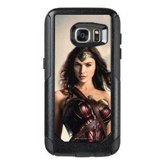 Justice League | Wonder Woman On Battlefield OtterBox Samsung Galaxy S7 Case