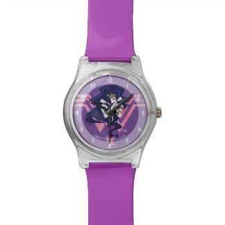 Justice League | Wonder Woman & Symbol Pop Art Watch