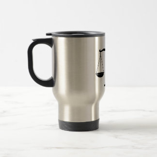Justice of Scales Coffee Mug