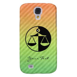 Justice Scales Samsung Galaxy S4 Cases