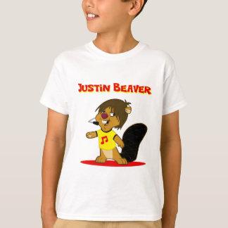 Justin Beaver T-Shirt