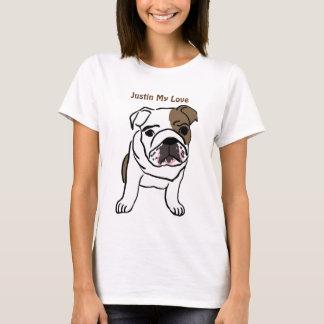 Justin My Love T-Shirt