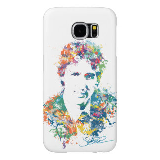 Justin Trudeau Digital Art Samsung Galaxy S6 Cases