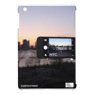 JustNowNear NYC iPad Mini Covers