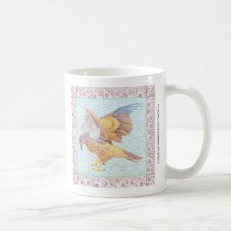 Juvenile Bald Eagle Classic Mug