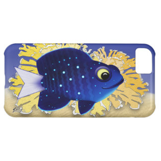 Juvenile Damsel Fish iPhone 5C Case