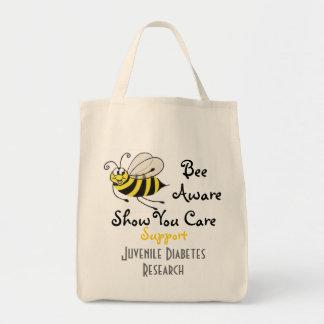 Juvenile Diabetes Awareness - Bag