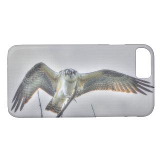 Juvenile Osprey Fish-Eagle Wildlife Photo Scene iPhone 8/7 Case