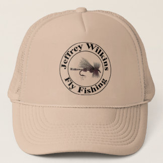JW Fly Fishing Trucker Mest hat