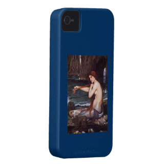 JW Waterhouse Mermaid Case-Mate ID™ Apple 4/4S Cov iPhone 4 Case-Mate Cases
