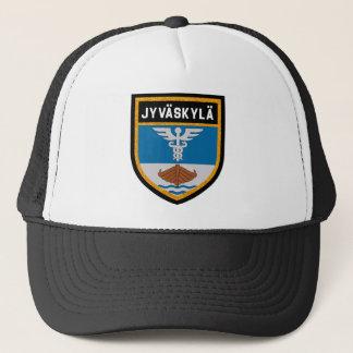 Jyväskylä Flag Trucker Hat