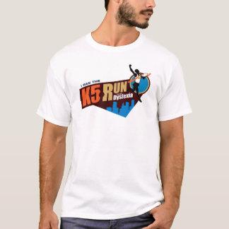 K5 Run for Dyslexia T-Shirt