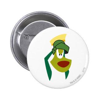 K9 Attack 6 Cm Round Badge