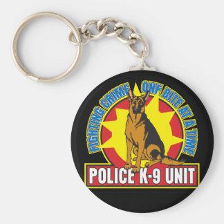 K9 German Shepherd Bite Key Ring