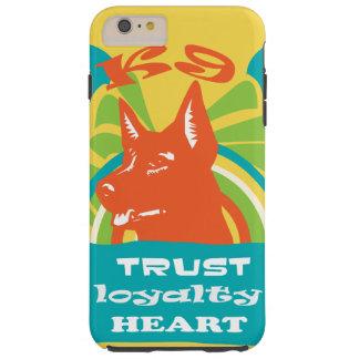 K9 TLH TOUGH iPhone 6 PLUS CASE