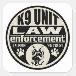 K9 Unit In Dogs We Trust