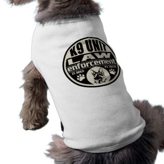 K9 Unit In Dogs We Trust Shirt