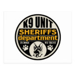 K9 Unit Sheriff's Department