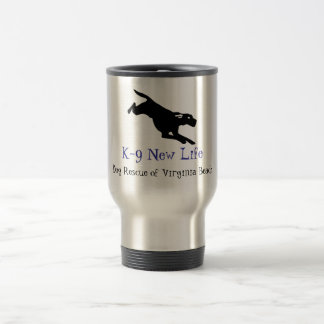 K-9 New Life Travel Mug