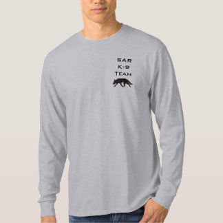 K-9 Search and Rescue shirt