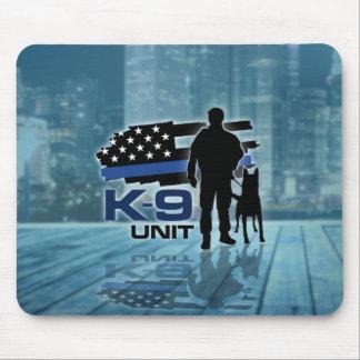 K-9 Unit  -Police Dog - Malinois Mouse Pad