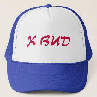 K BUD TRUCKER HAT
