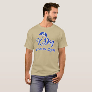 K Day Legacy T-Shirt