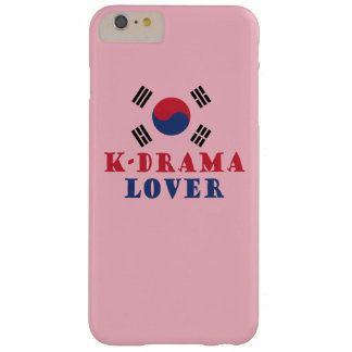 K-drama Lover iPhone Barely There Phone Case
