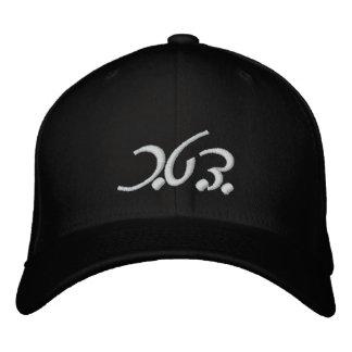 K.I.D. (Modern Hebrew) Fitted Hat Embroidered Hat