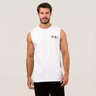 K & I merch Sleeveless Shirt