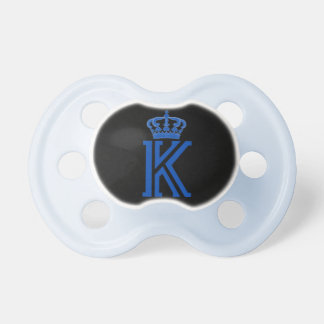 """K"" Initial Royal Crown Dummy"