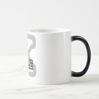 K is for Kale Magic Mug