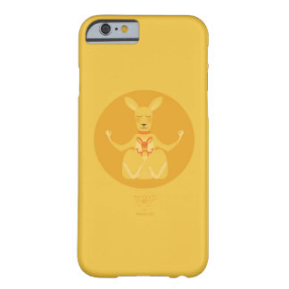 K is for Kangaroo Barely There iPhone 6 Case