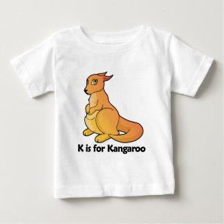 K is for Kangaroo T-shirts