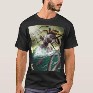 K is For Kraken T-Shirt