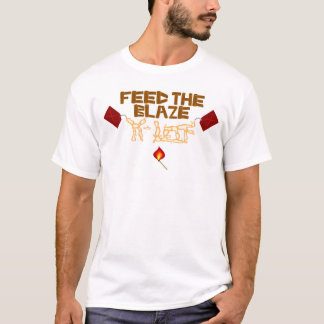 K Leif - Feed the Blaze T-Shirt