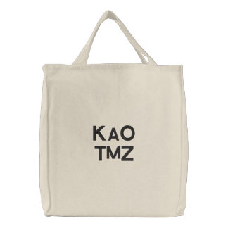 K O T Z AM EMBROIDERED BAG