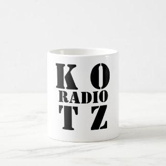 K OT Z, RADIO CLASSIC WHITE COFFEE MUG