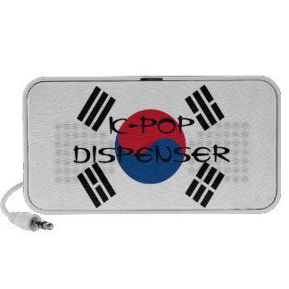 """K-Pop Dispenser"" Audio Speakers"