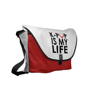 K-POP IS MY LIFE ♡ COMMUTER BAG