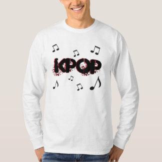 K-Pop Korean Music Icons Wave T-Shirt