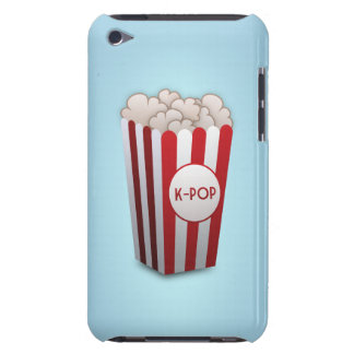 K-Pop Popcorn Barely There iPod Cases