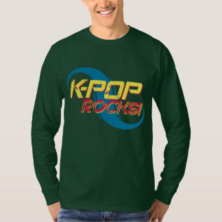 K-Pop Rocks!  (Light) T-Shirt