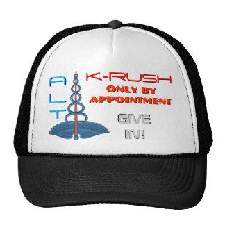 K-Rush Informal Mesh Hat