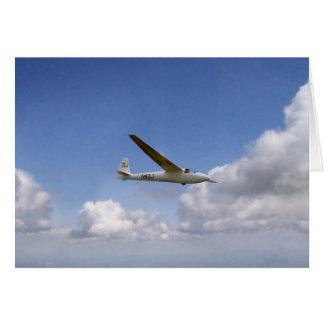 Ka-6 glider card