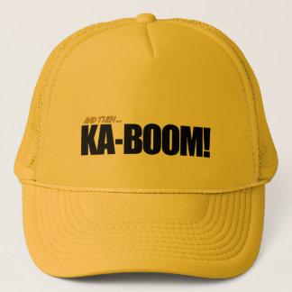 KA-BOOM! Yellow Trucker Hat